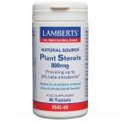 Växtsteroler 800 mg (plantsteroler beta-sitosterol kolesterol prostata kosttillskott) (60 tabletter)
